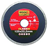 Modex Profi-Line Diamanttrennscheibe zum Schneiden von Dachziegeln und Schiefer 125 x 22.2 mm
