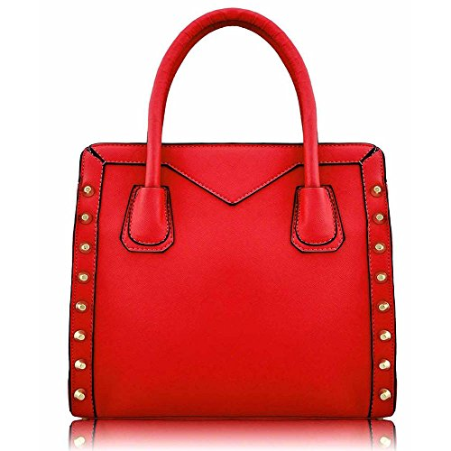 LEESUN LONDON Womens Handbags Large Designer Tote Bags Faux Leather Ladies  Bags Sale Shoulder Bag - Buy Online in UAE.  c6b065c5f41d4