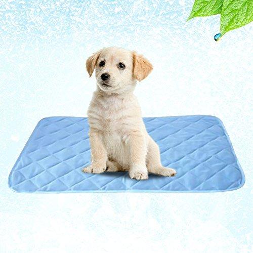 Dark Area store Dunklen Bereich Store Hundematte , Katze Oder Puppy Matte , Pet Kühlung Matte Waschbar Komfortable Kühlung Matte Cool Betten für Hundeboxen, Zwinger und Bett -