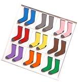 Skola Toys Sock Twins Colours - Pair, Match & Learn