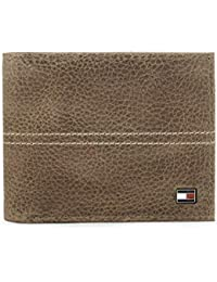 Tommy Hilfiger Brown Men's Wallet (8903496110289)
