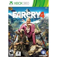Far Cry 4 Classics Plus - XBOX 360 - PREOWNED