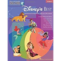 Disney's Best [With CD] (Easy Piano CD Play-Along (Hal Leonard))