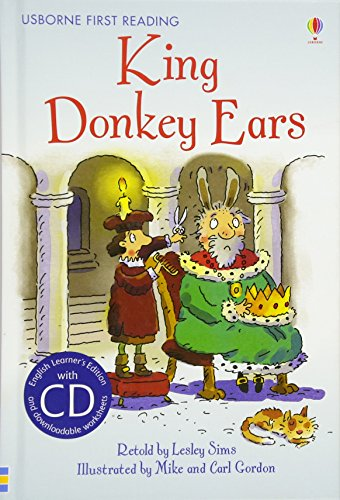 First Reading Two: King Donkey Ears (First Reading Level 2 CD Packs)