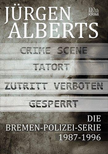 Die  Bremen-Polizei-Serie  1987-1996 (German Edition) - 1989 Serie