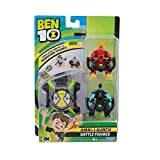 Ben 10 Omni Launch Battle Figure - Heatblast & XLR8