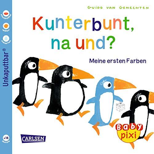 Baby Pixi 35: Kunterbunt, na und?: Meine ersten Farben - Pixi-duo
