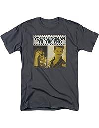 Top Gun - Herren Til The End T-Shirt