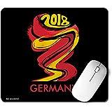 Be Awara Germany Mouse Pad