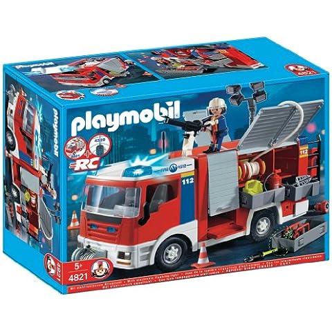 Playmobil - Bomberos: camión (4821)