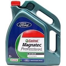 Aceite de motor Castrol MAGNATEC Professional sae 5W30 A5 para motores FORD