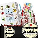 I ✿ München | Geschenk Smoothies und Shakes | Geschenk Umzug München