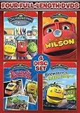 Chuggington: 4-Pack [DVD] [Region 1] [US Import] [NTSC]
