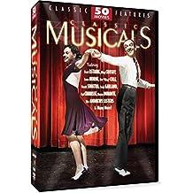 Classic Musicals 50 Movie Pack