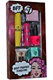 W7 Best Friends Forever Cosmetics Companions Gift Set for Ladies