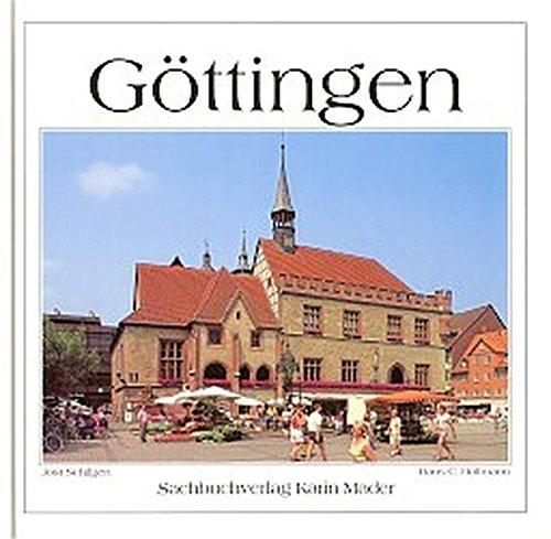 Göttingen - Kleiner Bildband über die Stadt