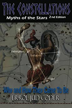 Constellations: Myths of the Stars (Annotated) by [Coder, Errol]