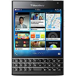 BlackBerry Passport 32GB NFC LTE Compact Noir