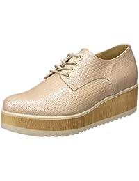 Sotoalto Me058087r2, Zapatos de Cordones Oxford para Mujer