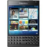 "BlackBerry Passport - Smartphone libre BlackBerry (pantalla de 4.5"", cámara de 13 MP, 32 GB, Quad-Core 2.2 GHz, 3 GB RAM), negro"