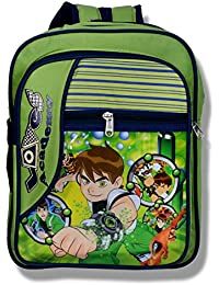 Dreamcart Green Latest 3D Bag, School Bag For Boys And Girls ,Kids,School Bag,Blue Colour Cartoon Character Backpack...