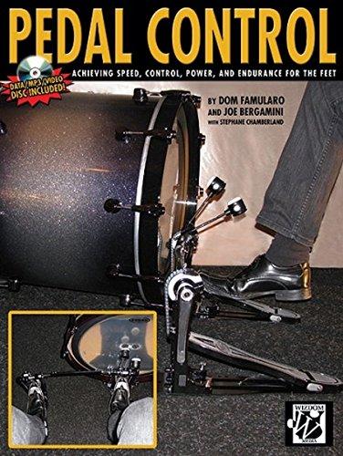 Pedal Control: Book & CD