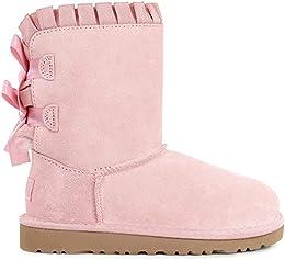 ugg niña rosa