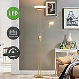 Lampenwelt LED Stehlampe
