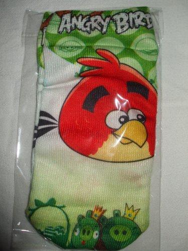 Angry Birds Trainer Socken Alter 3–4–NEU (3 Trainer Socken)
