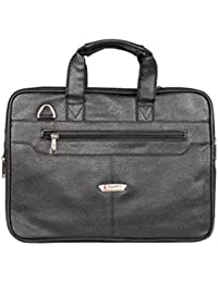 Sapphire Slimmer Black Slim Laptop Bags (Slimmer_Black)