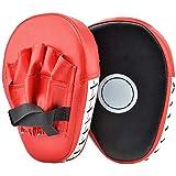 Queta Paracolpi Boxe 1 paio, Scudo Striking Target Pad Hitters Guanti da passata per Scudo Boxing, Kick Pad per boxe er arti