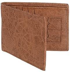 MarkQues Aristocrat Tan Mens Wallet (AST-4404)