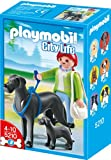 Playmobil 5210 - Dogge mit Welpe