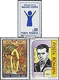 Rumänien 5062,5076,5086 (kompl.Ausg.) 1995 Kinder, Ostern, Blaga (Briefmarken für Sammler) Religion