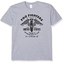 CID Herren T-Shirt FOO FIGHTERS - THERE IS NOTHING TO LOSE