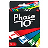 Mattel Phase 10 Card Game, Multi Color