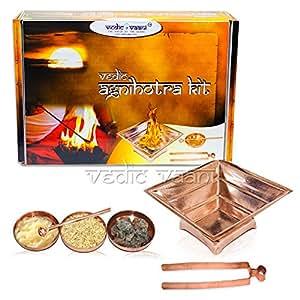 Vedic Vaani Agnihotra Kit