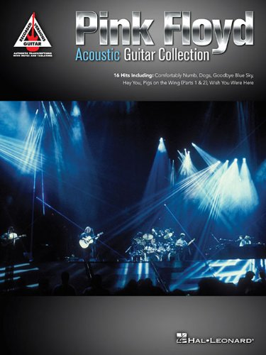 Pink floyd - acoustic guitar collection guitare (Guitar Tab)