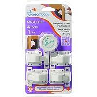 Dreambaby Mag Lock - 4 blocchi magnetici
