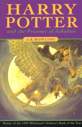 Cover of Harry Potter and the Prisoner of Azkaban (Harry Potter 3)