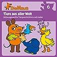 Die Sendung mit der Maus CD 6: Tiere aus aller Welt