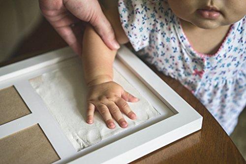 Baby Handabdruck und Fussabdruck Rahmenkit - 9