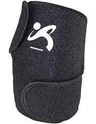 Sanjin neopreno tenis golfistas codera Wrap Brazo Soporte venda de la correa(ES002)