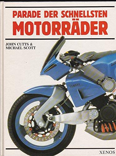 Parade der schnellsten Motorräder (Wortschatz Parade)