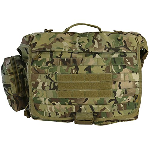 Kombat UK Operators Grab, Borsa Unisex, Coyote, Taglia Unica Multi-Colour