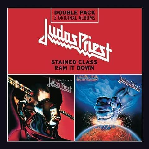 Stained Class + Ram It Down by Judas Priest (2013-03-19)
