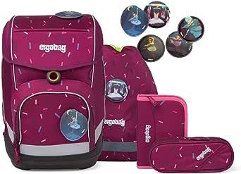 ergobag Unisex Kinder The Nutcrackbear Luggage- Kids' Luggage