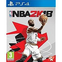 Sony NBA 2K18 [PlayStation 4] (Sony Eurasia Garantili)
