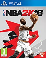Sony NBA 2K18 [PlayStation 4] (Sony Eurasia Garantili)