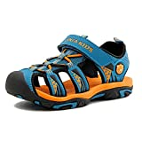 Gloria JR Kinder Outdoor Athletic Sandale F¨¹r Jungen Kinder (29 EU (11 UK Child=18.3 CM), Dunkelblau(Dark Blue))